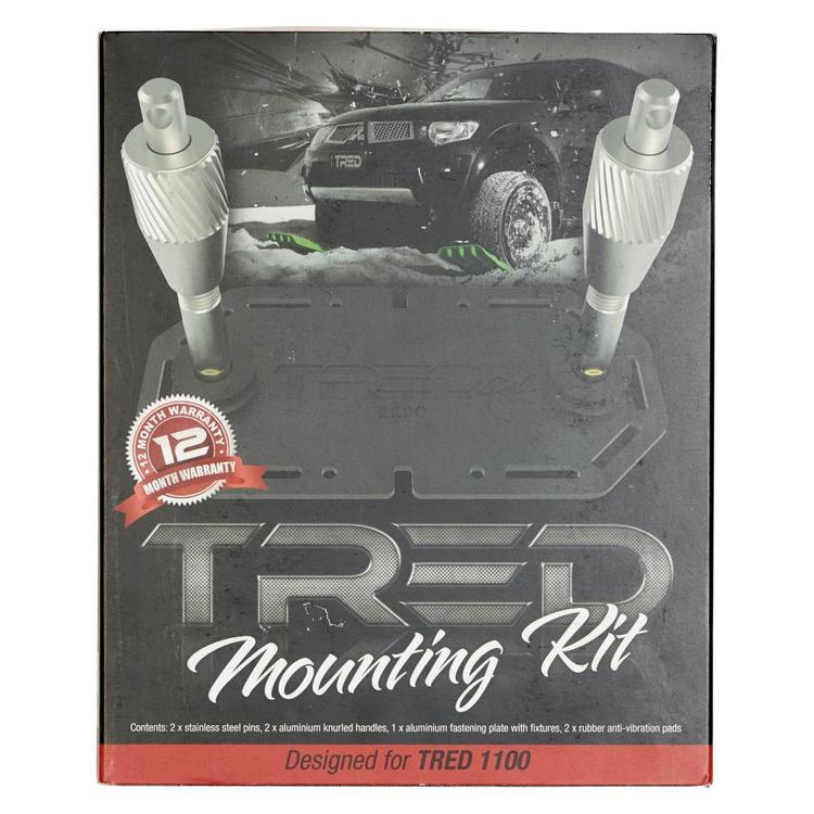 TRED recovery Track Mounting Kit