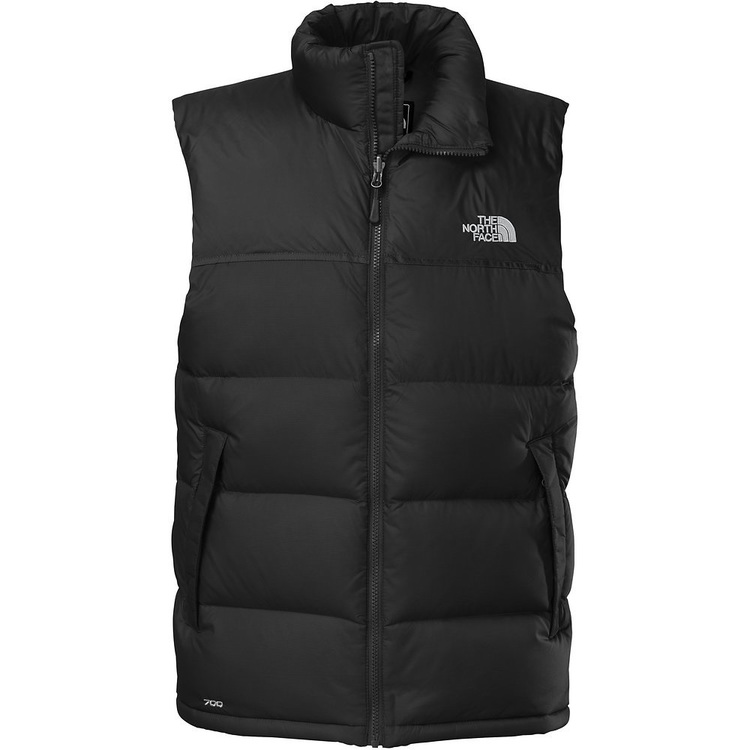 The North Face Men's Nuptse Vest Black