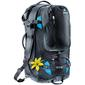 Deuter Traveller Travel Pack SL Black & Turquoise 60 + 10 L