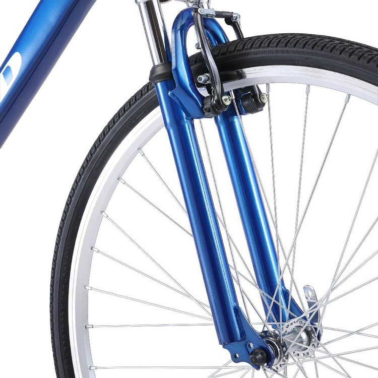 Fluid Expedition Men's Comfort Bike Blue