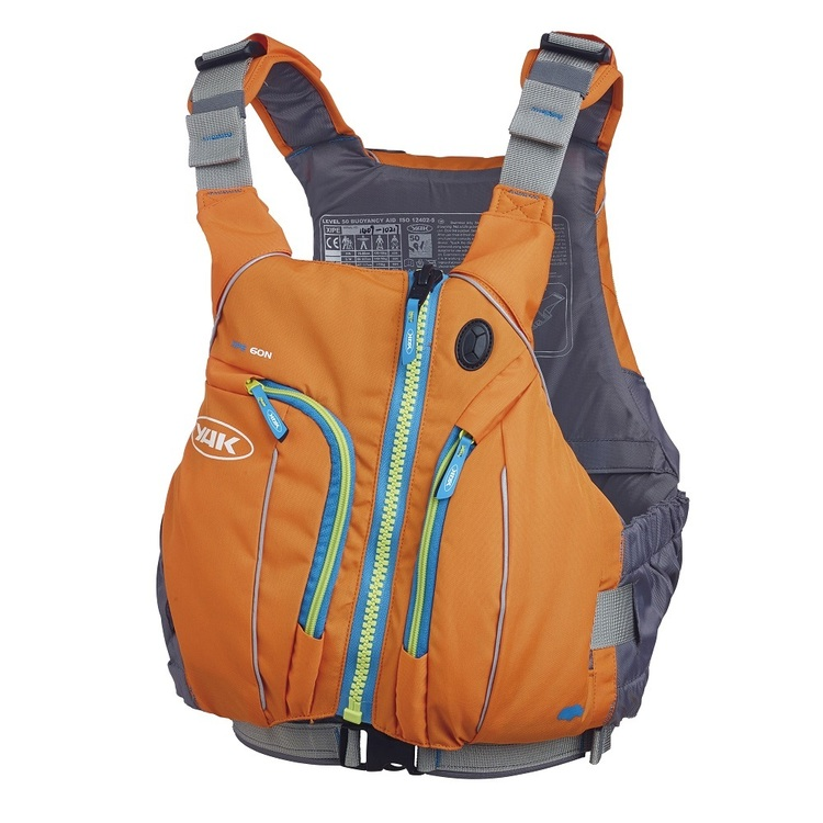 Yak Xipe 60N PFD Buoyancy Aid Orange