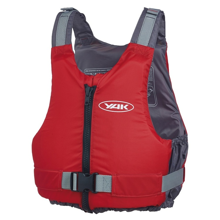 Yak Blaze 50N PFD Buoyancy Aid Red