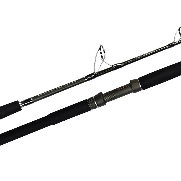 Shimano T-Curve Deep Jig 200 OH Overhead Rod
