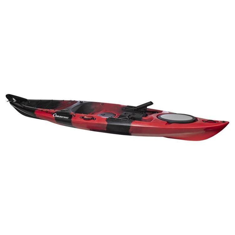 Seak Mako Angling Kayak Red & Black 3.69 m