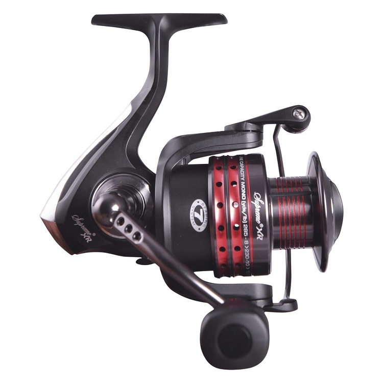 Pflueger Supreme XR 30 Spinning Reel Black