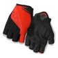 Giro Adult's Bravo Cycling Gloves Red & Black