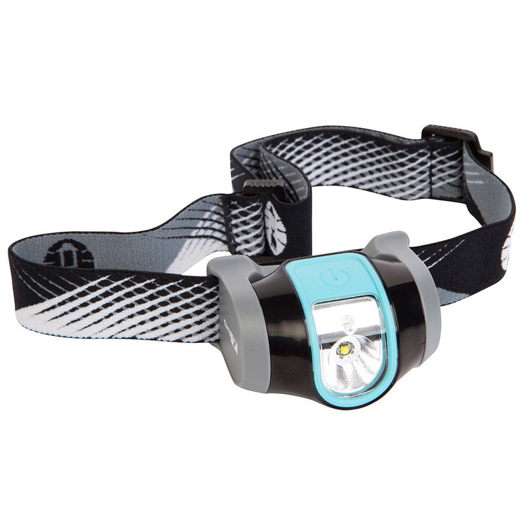 Coleman CHT7 Headlamp Blue Black & White One Size Fits All