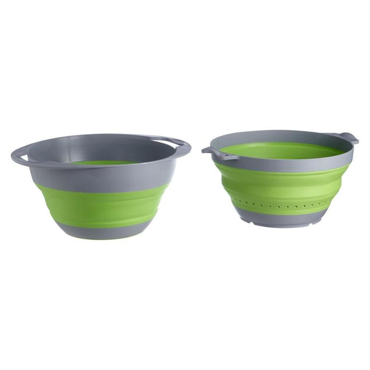 Companion Pop Up 2 Piece Colander & Bowl Set