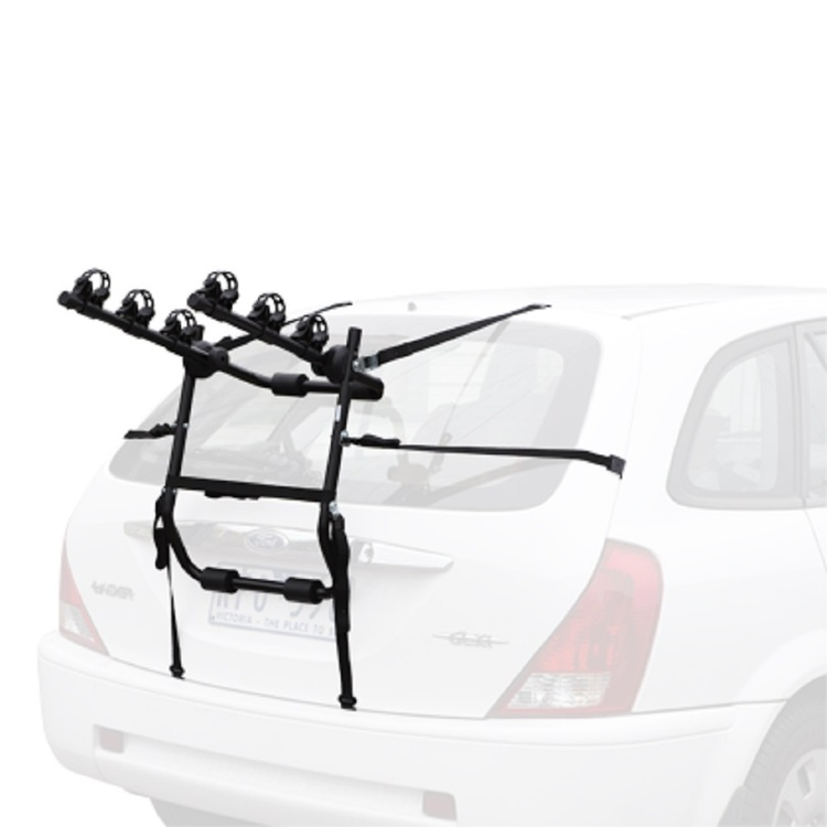 Fluid 3 Bike Boot Rack II Black