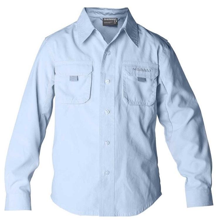 Shimano Kids' Vented Shirt