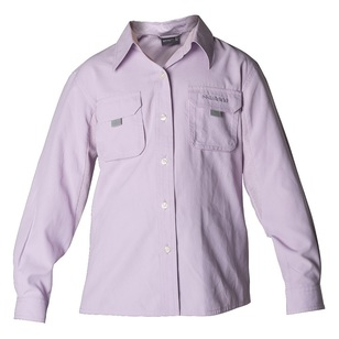 Shimano Kid's Lilac Vented Shirt