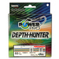 Shimano Power Pro Depth Hunter 500 Yards Braided Line Multicoloured 100 lb
