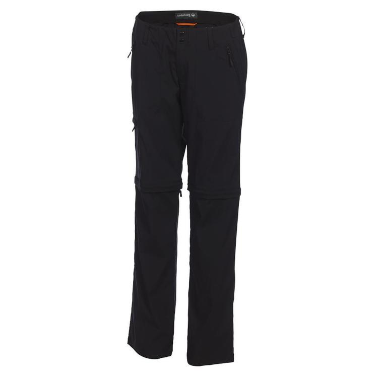 Cederberg Women's Carolina Stretch Zip Off Pants