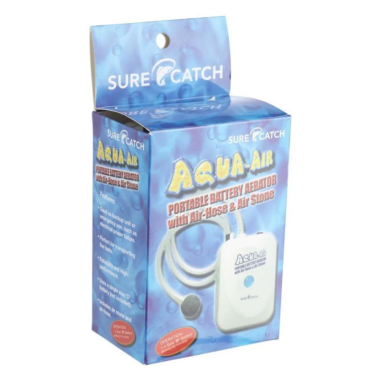 SureCatch Waterproof Aerator Pump