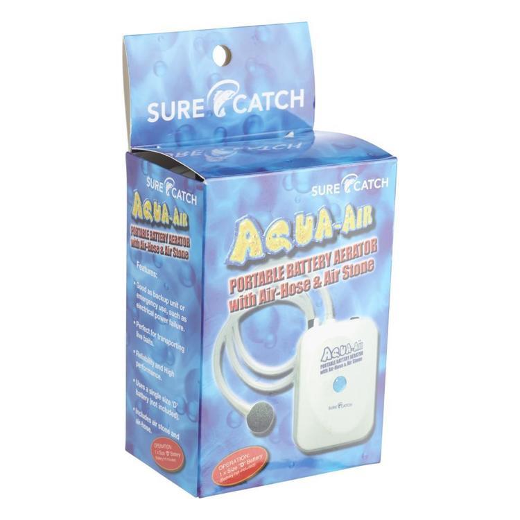 SureCatch Waterproof Aerator Pump