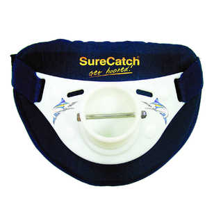 SureCatch Deluxe Saltwater Rod Butt Rest