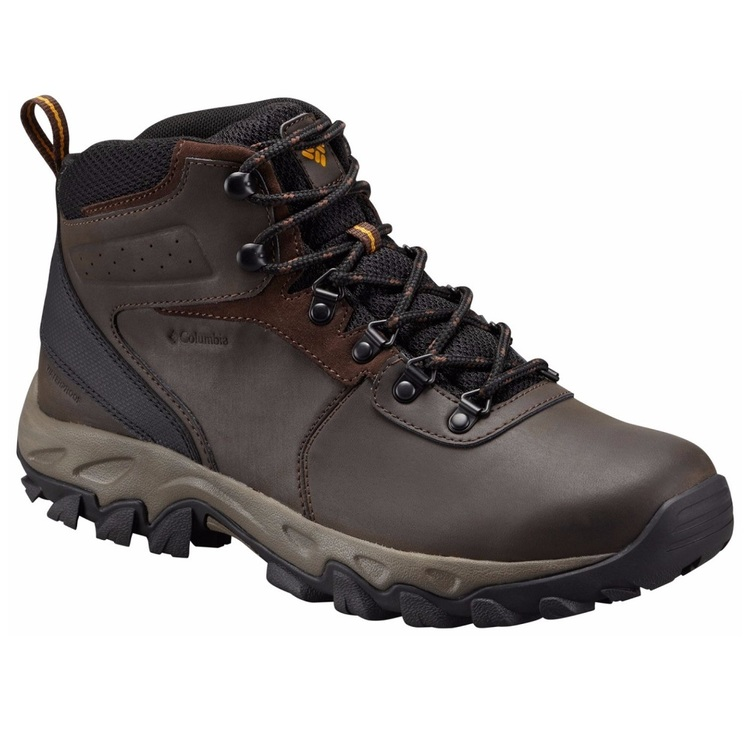 Columbia Men's Newton Ridge Plus II Waterproof Mid Hiking Boots