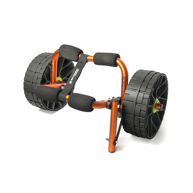 Sea to Summit Solid Wheel Cart Orange