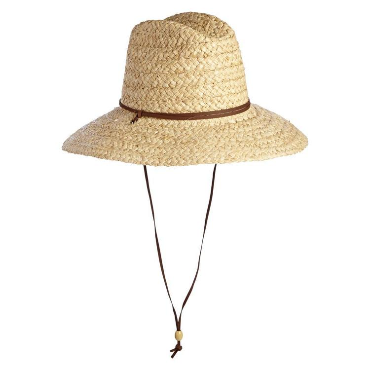Cape Men's Havana Hat Straw One Size Fits Most