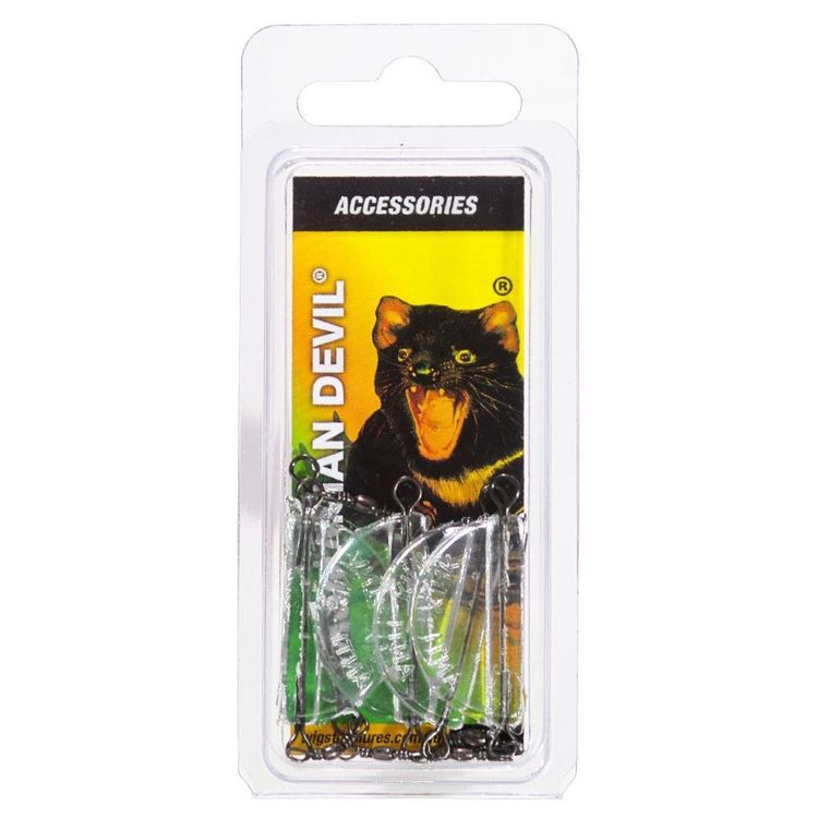 Tasmanian Devil Anti-Kink Keel 5 Pack