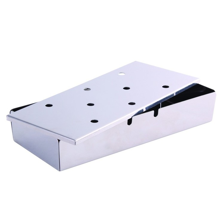 Gasmate Stainless Steel Smoker Box