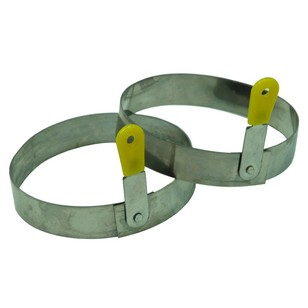 Gasmate Cooking Rings 2 Pack