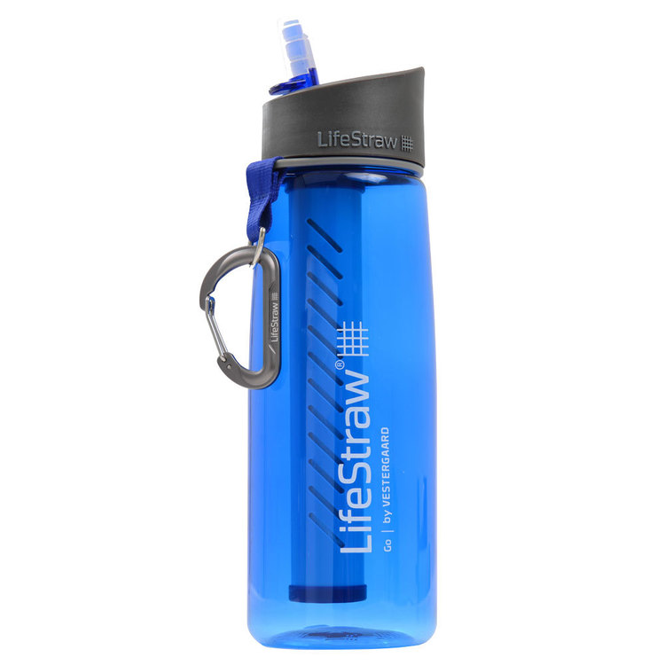 LifeStraw Go Water Bottle & Filter