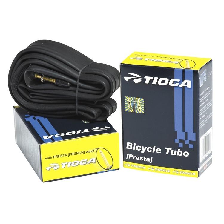 Tioga Presta Valve Thornproof Bike Tube