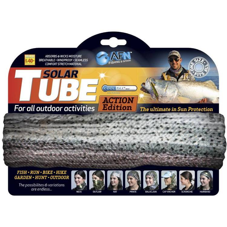 Australian Fishing Network Rainbow Trout Solar Tube