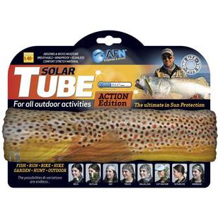 Australian Fishing Network Brown Trout Solar Tube
