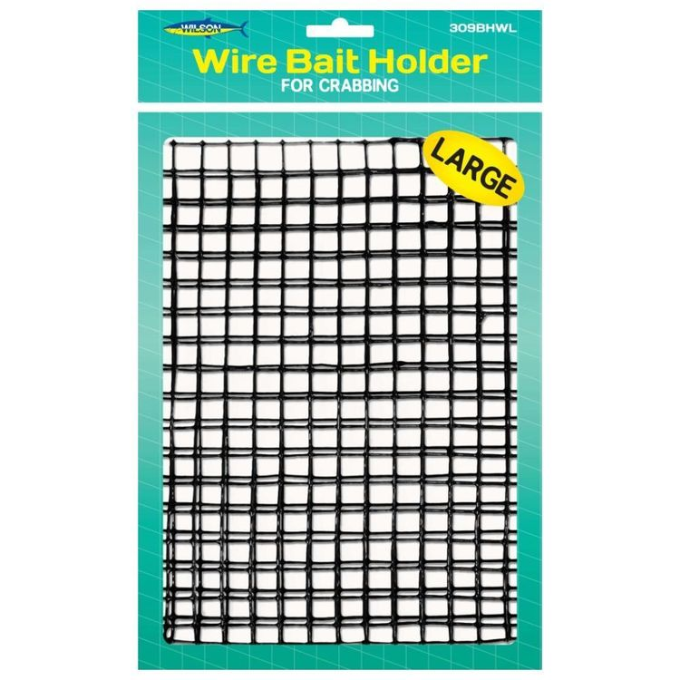 Wilson Wire Bait Holder Large 19 x 23 cm