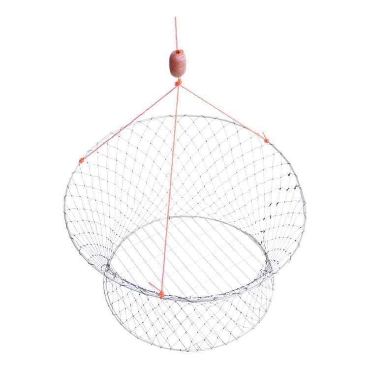 Wilson Wire Base 60cm 2 Ring Marron Pot