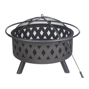 Spinifex 81 cm Round Fire Pit