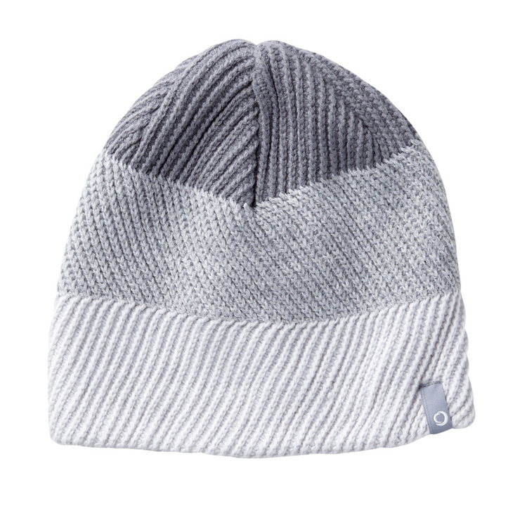 Cape Women's Jasmine Reversible Beanie Grey Stripe One Size Fits Most
