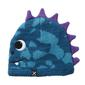 XTM Kid's Zoolander Dino Beanie Teal One Size Fits Most