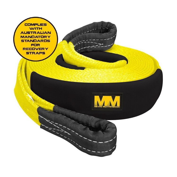 Mean Mother 11 Ton Snatch Strap