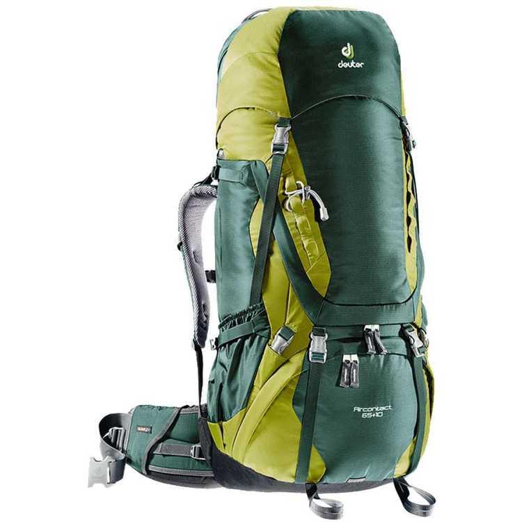Deuter Aircontact 65 +10L Hike Pack