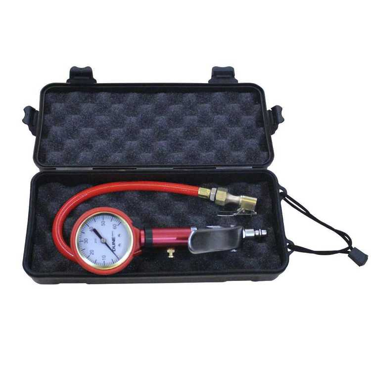 Dune 4WD Big Red Inflator with Gauge