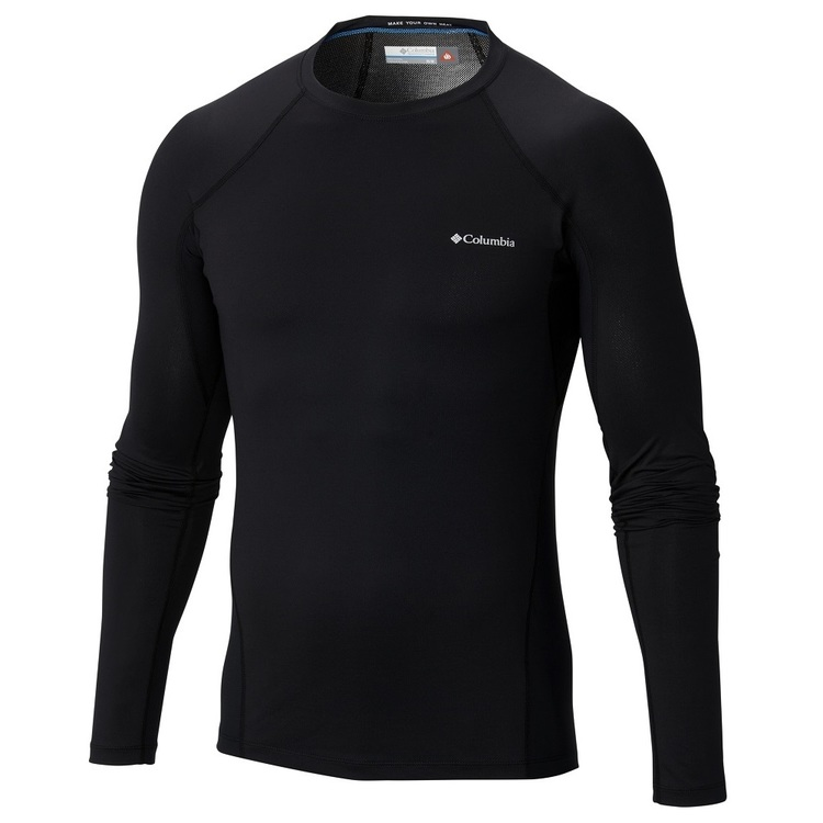 Columbia Men's Midweight II Long Sleeved Top Black