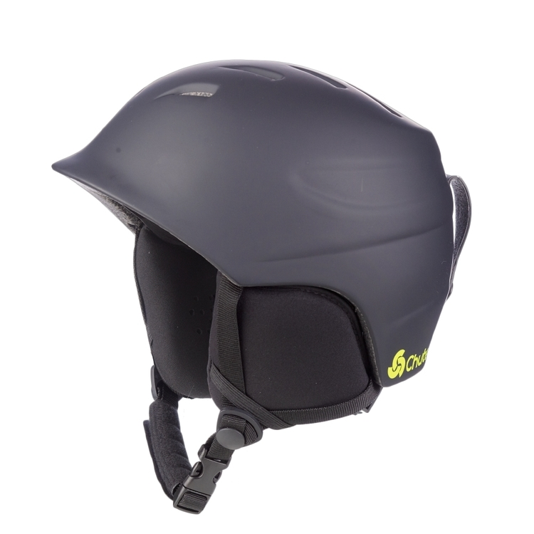 Chute Adults' Aspen Snow Helmet Black