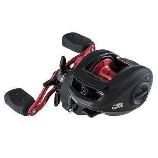 Abu Garcia Black Max 3 Low Profile Baitcaster Reel