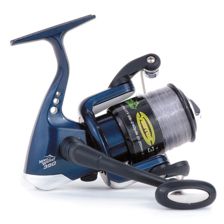 Jarvis Walker Vector VTR650 Reel Blue