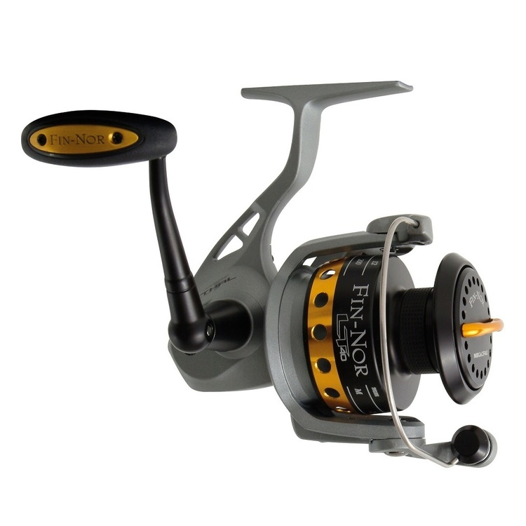 Fin-Nor Lethal LT60 6+1BB Reel Silver