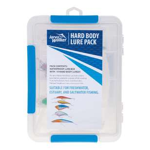 Jarvis Walker Hard Body Fishing Lure Pack