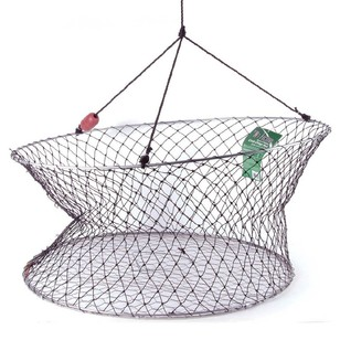 Jarvis Walker Crab Pot With Wire Base