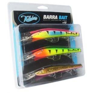 Killalure Barra Bait Lure Pack
