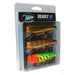 Killalure LB 2Deadly 85 Lure Pack