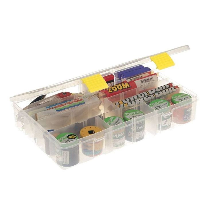 Plano 23730 Prolatch Stowaway Tackle Box