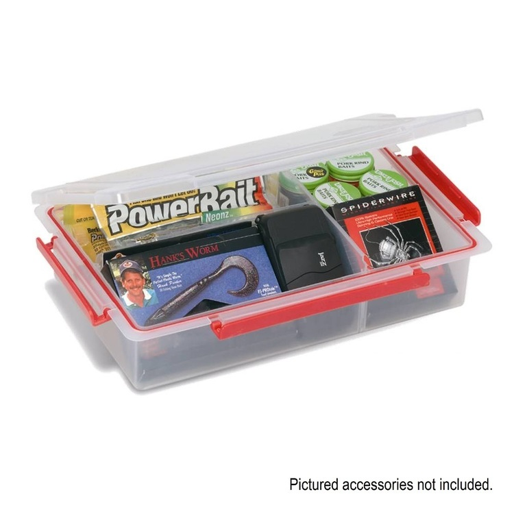 Plano 3741 Waterproof Stowaway Tackle Box