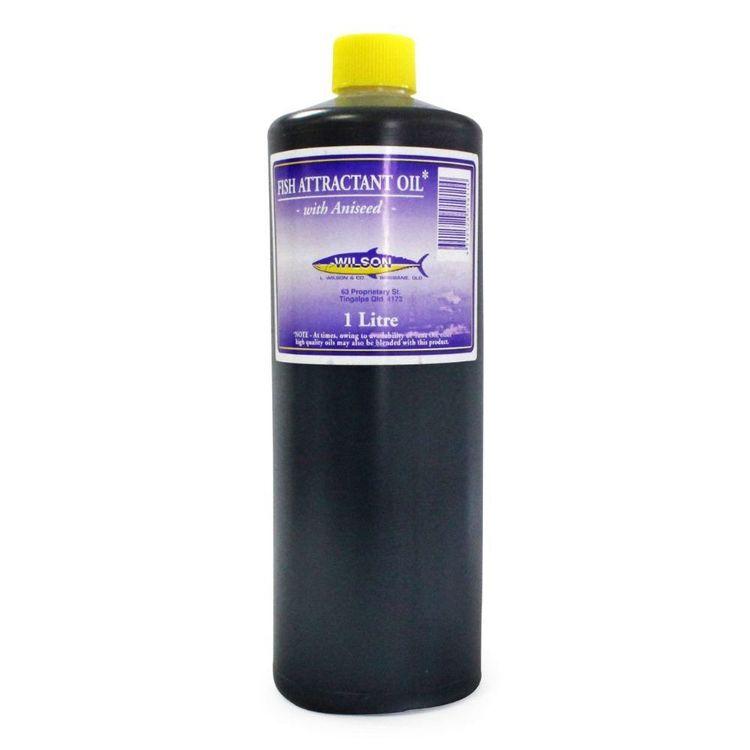 Wilson 1 Litre Tuna Oil